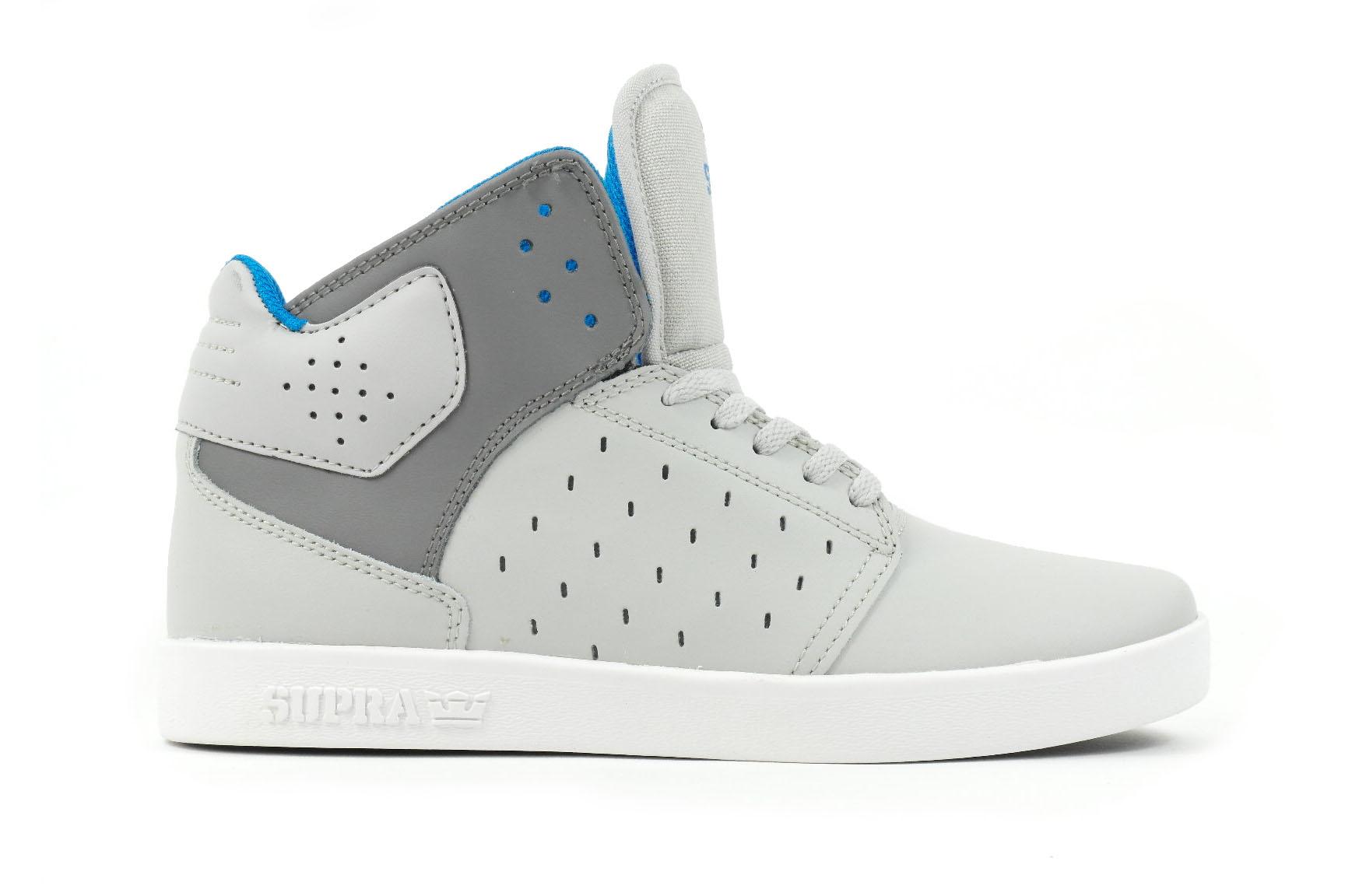 Midden Grijs Kids Atom Jongens Sneakers Supra 0P8nXkwO