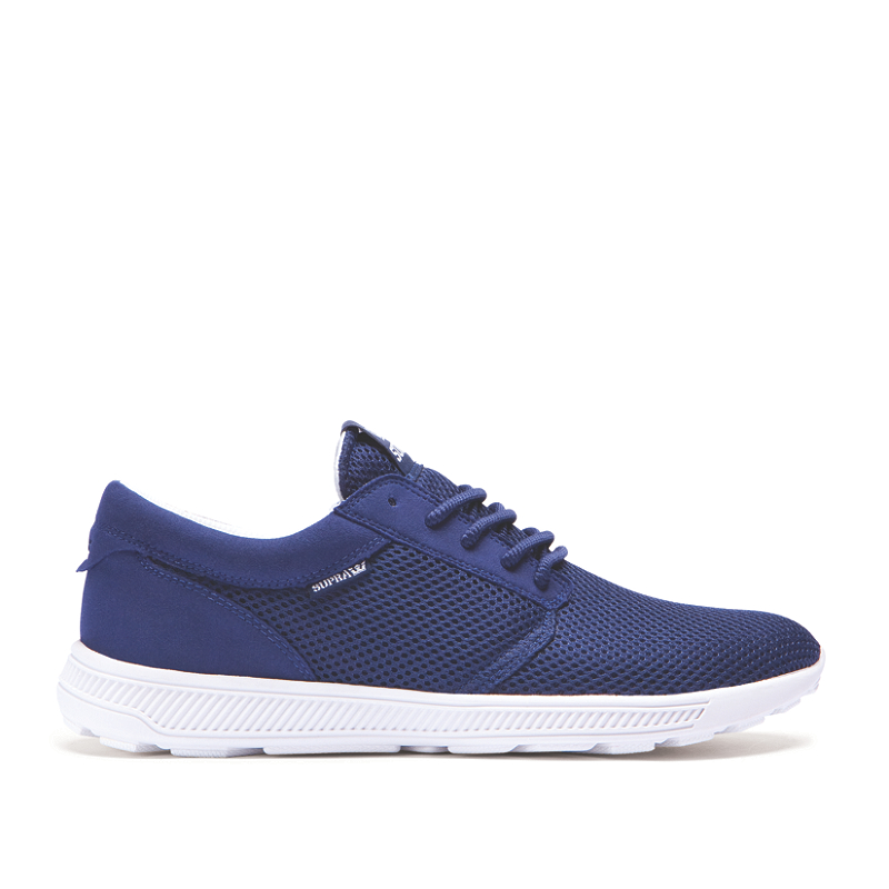 Heren sneaker supra Hammer Run Navy-Bone