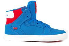 supra Kids Vaider jongens sneakers kobalt
