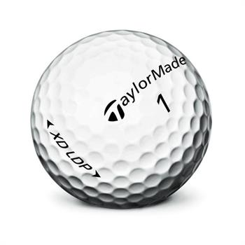 Taylor Made  Golfballen WIT