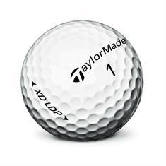 Taylor Made Tm xd +ldp golfballen wit