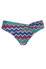 TC Wow 10067 Graphic Summer bikini slip aqua-azur