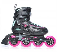 Tempish inline skates / skeelers zwart