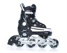 Tempish Magic Rebel Kids verstelbare inline skates / skeelers zwart