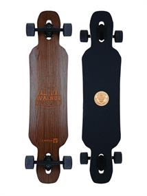 Tempish Walnut 39. longboard donkerbruin