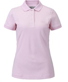 Tenson Anzu Woman Polo Dames polo rose