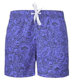 Tenson Bastian Men Short heren beach short blauw dessin