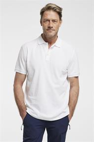 Tenson Essential Polo heren polo wit