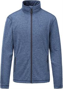 Tenson Lino Men Fleece heren softshell denim