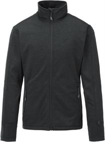 Tenson Lino men fleece heren softshell zwart