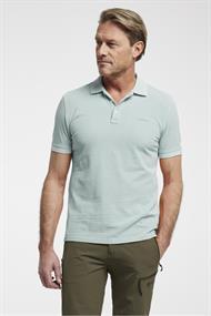 Tenson Mackay Polo heren polo groen