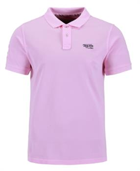 Tenson Zane Men Polo Heren polo rose