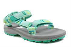 Teva Hurricane 2 meisjes sandalen groen dessin