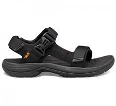 Teva Tanway heren sandalen zwart