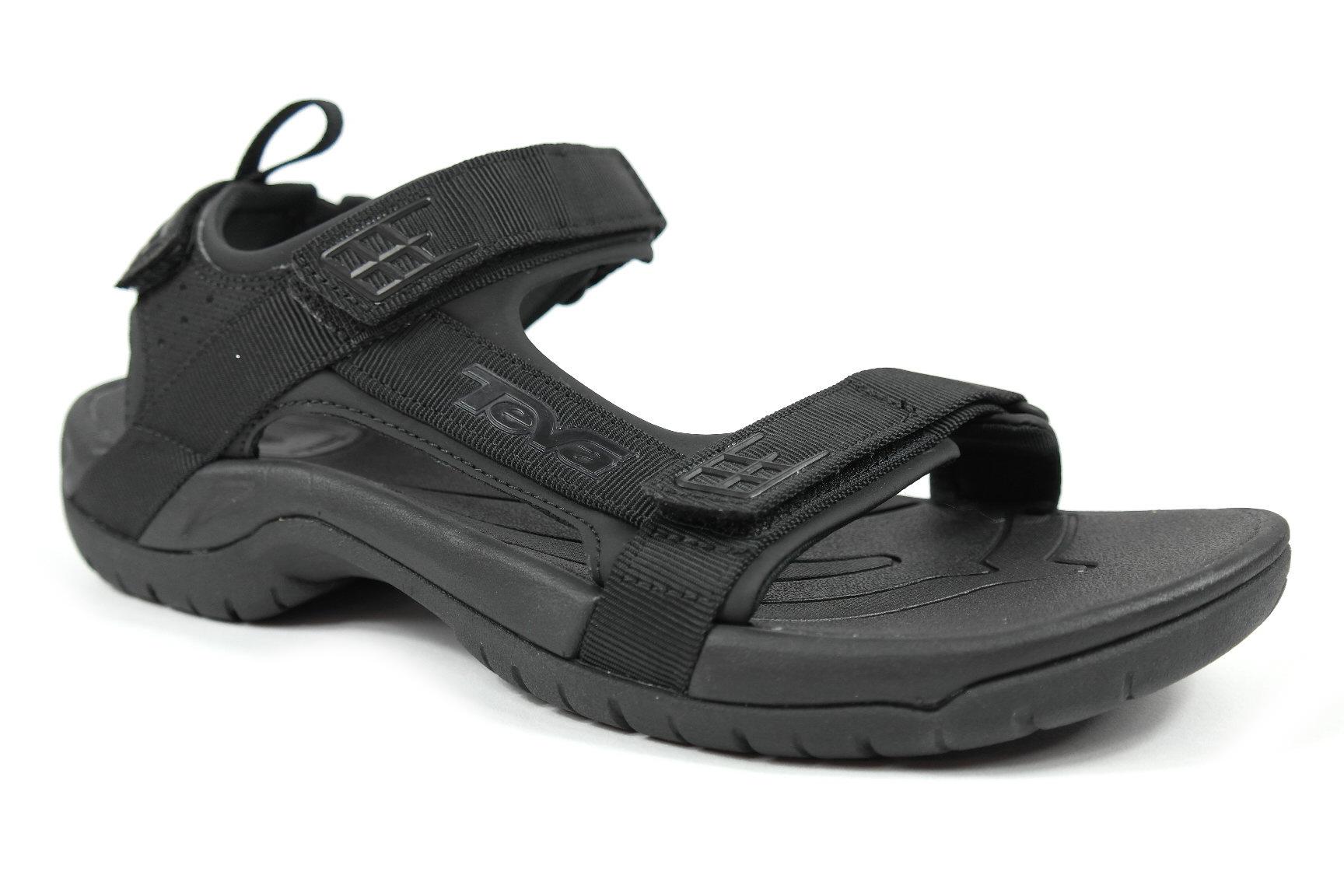 Teva Chaussures Noires Pour Les Hommes 43aezMs