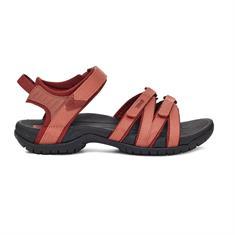 Teva Tirra dames sandalen koraal