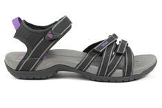 Teva Tirra dames sandalen zwart