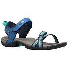 Teva Verra dames sandalen blauw