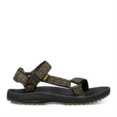 Teva Winsted heren sandalen groen
