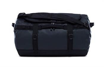 The North Face Base Camp Duffel Sporttas ZWART