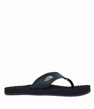 The North Face Base Camp Heren slippers ZWART
