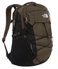 The North Face Borealis rugzak donkergroen