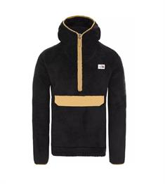 The North Face Campshire Hoodie heren fleece zwart