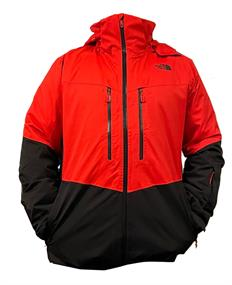The North Face Chakal Jacket heren snowboard jas rood
