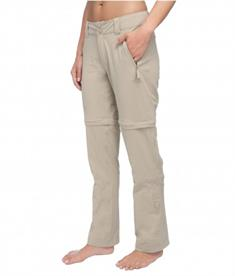 The North Face Convertible Pant dames broek beige