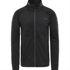 The North Face Croda Rossa heren casual sweater zwart