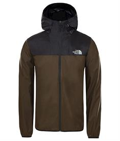The North Face Cyclone 2 heren zomerjas middenbruin