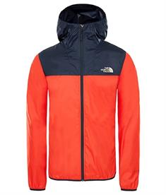 The North Face Cyclone 2 heren zomerjas rood