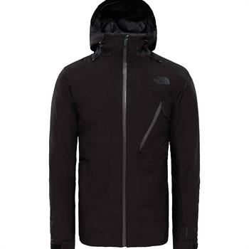 The North Face Descendit Jacket Heren winterjas ZWART