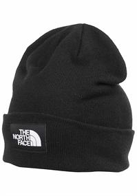 The North Face Dockworker Recycled Beanie muts sr zwart