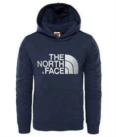 The North Face Drew Peak Hoody jongens casual sweater marine