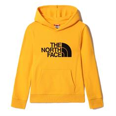The North Face Drew Peak Hoody jongens casual sweater oker