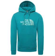 The North Face Drew Peak Pullover Hoodie heren casual sweater groen