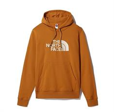 The North Face Drew Peak Pullover Hoodie heren casual sweater khaki