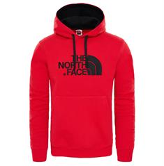 The North Face Drew Peak Pullover Hoodie heren casual sweater rood