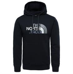 The North Face Drew Peak Pullover Hoodie heren casual sweater zwart