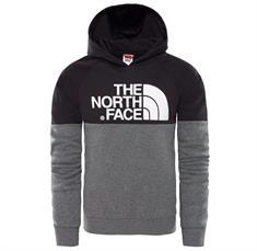 The North Face Drew PK jongens casual sweater zwart