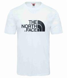 The North Face Easy Tee heren shirt wit