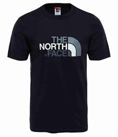 The North Face Easy Tee heren shirt zwart