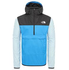 The North Face Fanorak heren zomerjas kobalt