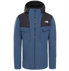 The North Face Fourbarrel Tri-Climate heren snowboard jas blauw
