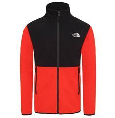 The North Face Glacier Jacket heren fleece rood