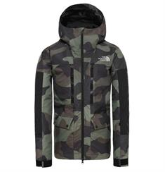 The North Face Goldmill Parka heren snowboard jas donkergroen