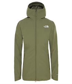 The North Face Hikesteller Parka dames zomerjas groen
