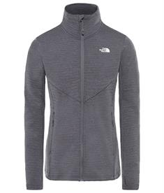 The North Face Impendor Light Mdlr dames softshell antraciet