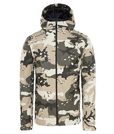 The North Face Millerton jacket heren zomerjas groen dessin